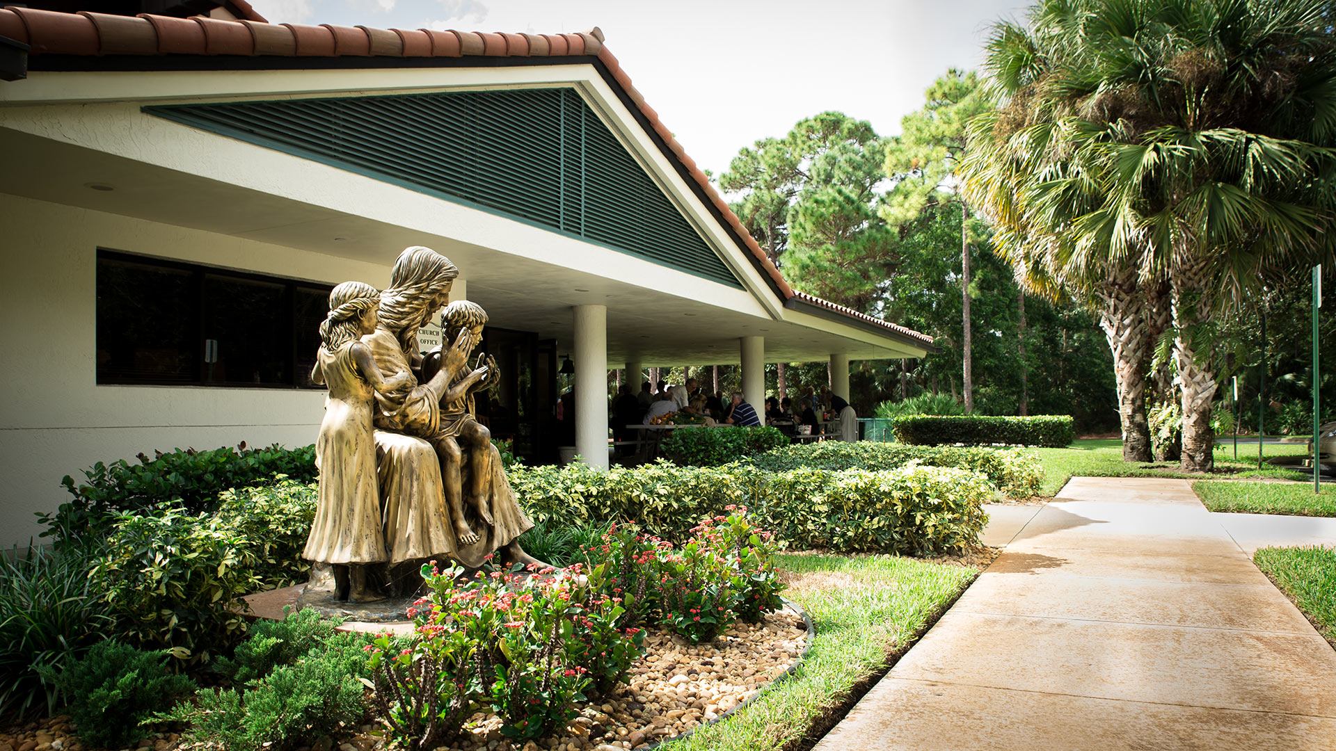 Your Spiritual Home in the Northern Palm Beaches